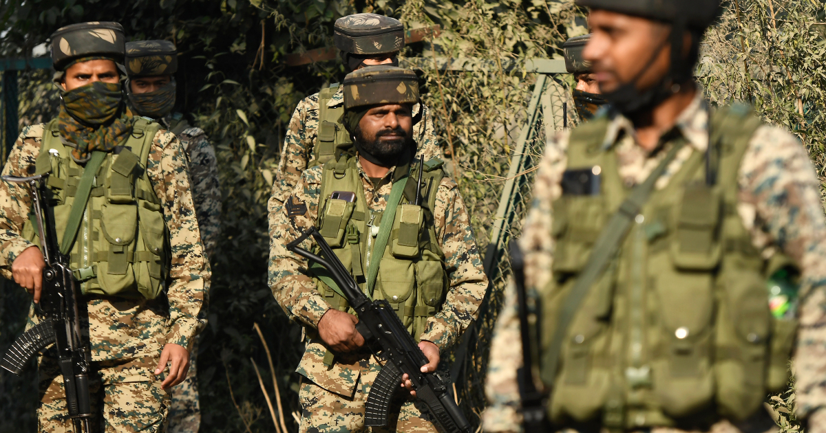 Anti-India clashes after troops kill two rebels in Kashmir