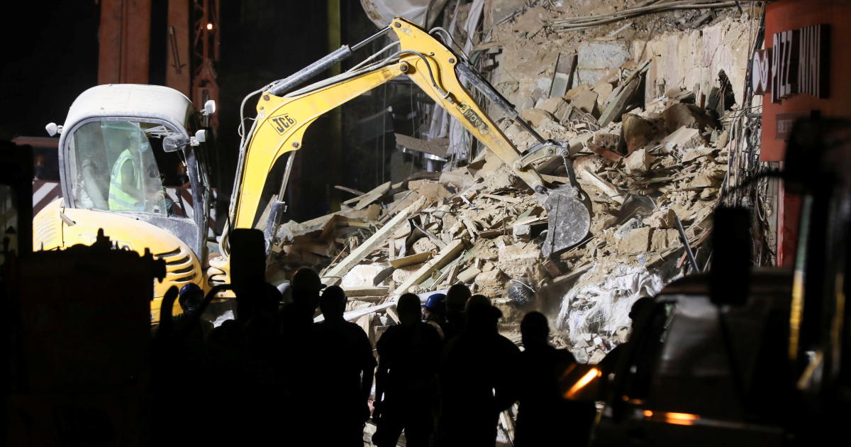 Intelligence probe into Beirut explosion lays out liabilities