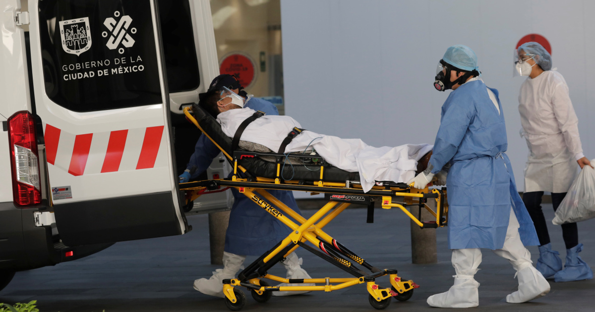 Mexico reaches one million COVID-19 cases, nears 100,000 deaths