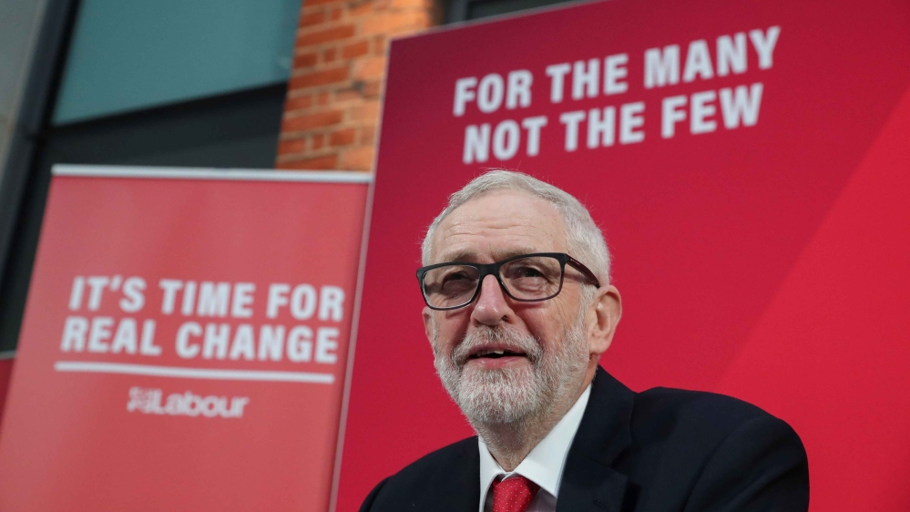 UK's Labour Party reinstates Jeremy Corbyn after suspension