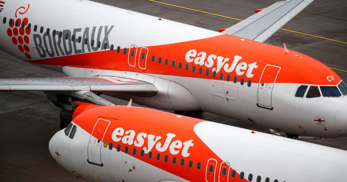 EasyJet posts first annual loss in its history amid pandemic