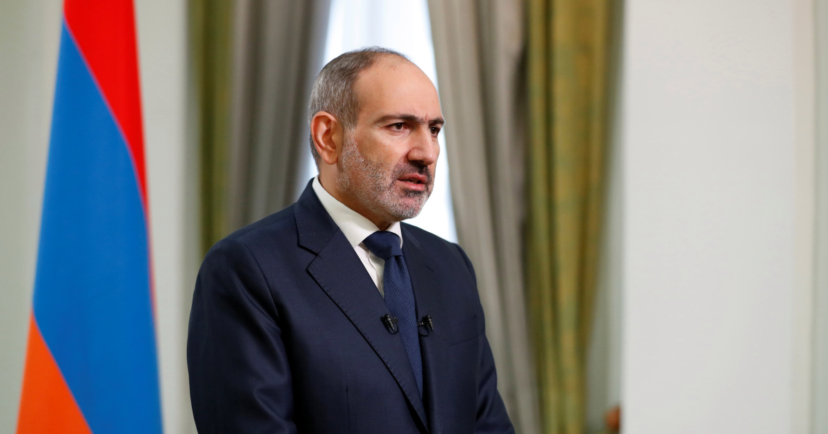 Armenia says it prevented murder attempt on PM Nikol Pashinyan
