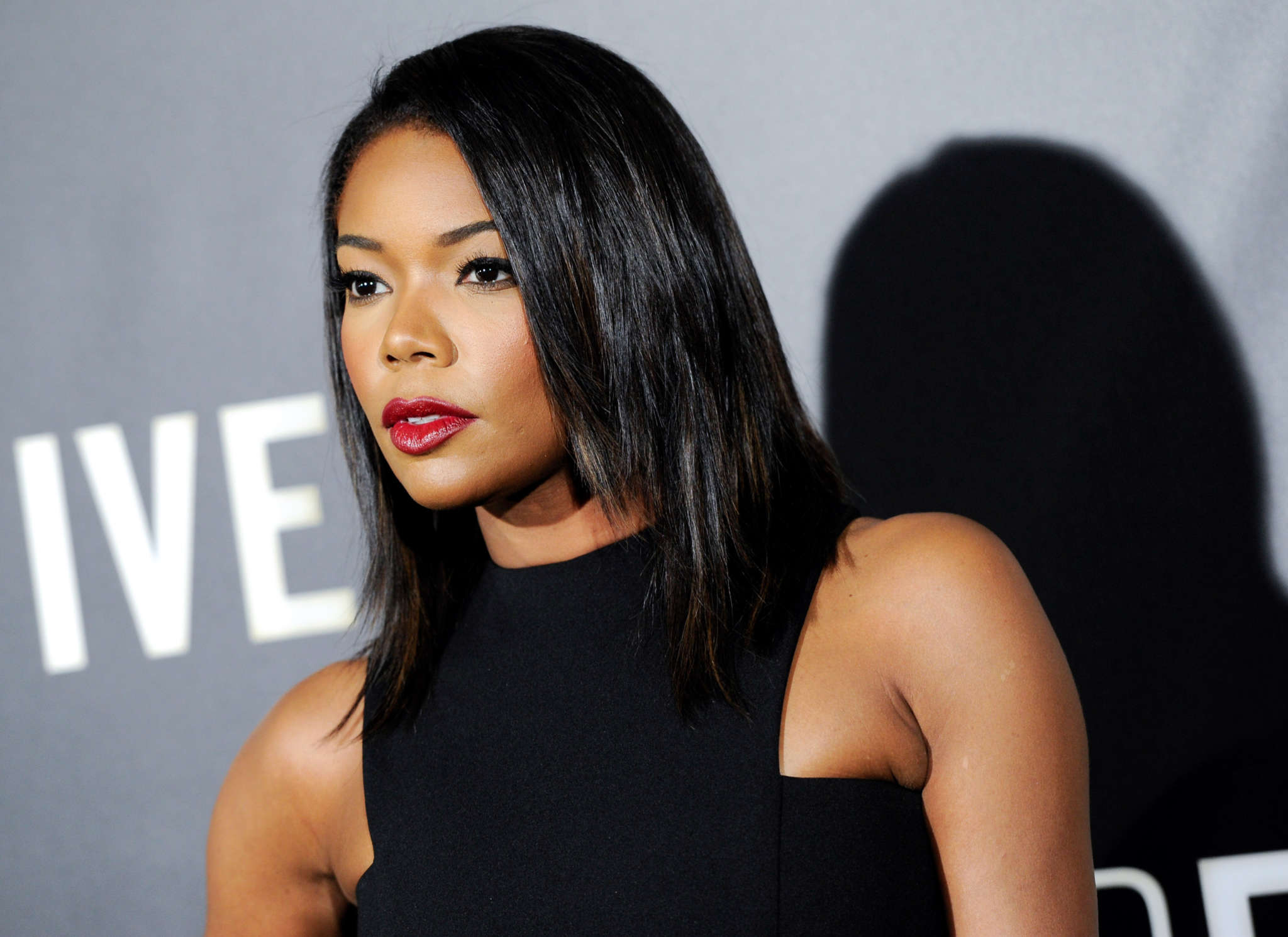 Gabrielle Union Looks Gorgeous In A Red Outfit – Check Out Her Photos