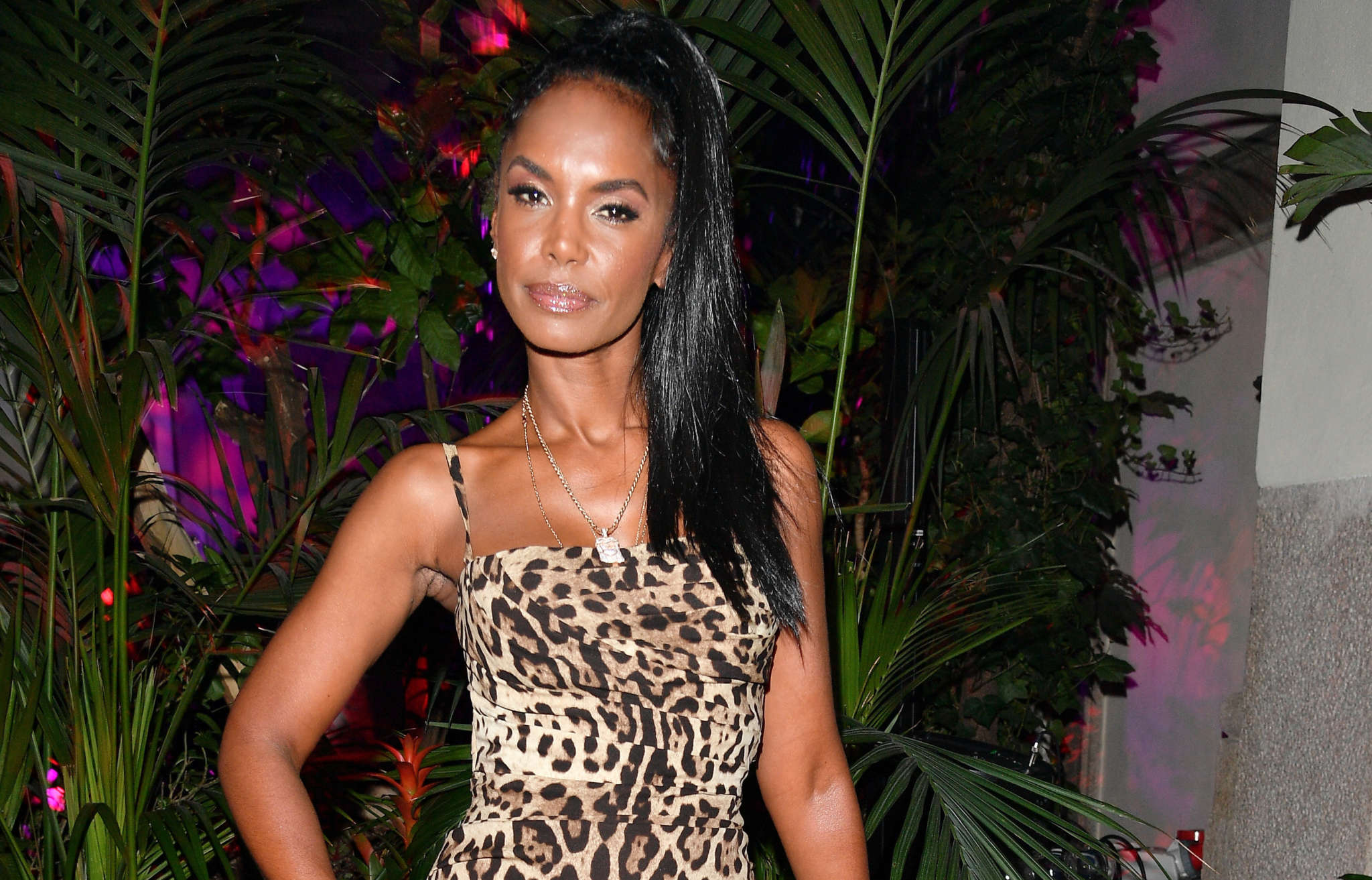 Diddy And His Son, Quincy Brown Remember The Late Kim Porter Two Years After Her Passing