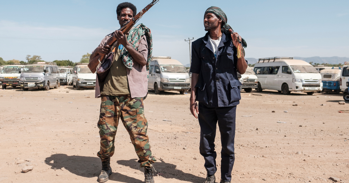 Ethiopian forces to take Tigray's capital 'in a few days': Army