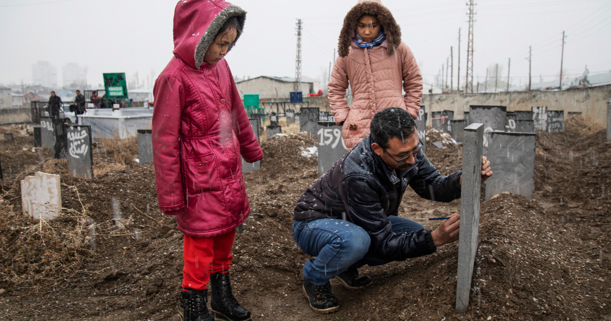 City to city, camp to camp: Afghan refugees struggle to find home