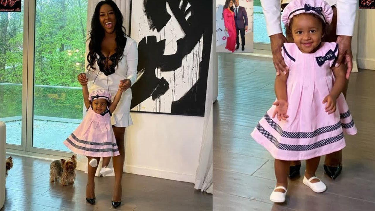 Kenya Moore Offers Her Gratitude To Someone Who Helped Her With Brooklyn Daly's Birthday