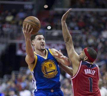 Klay Thompson Tore His Achilles, To Miss the Entire 2021 Season