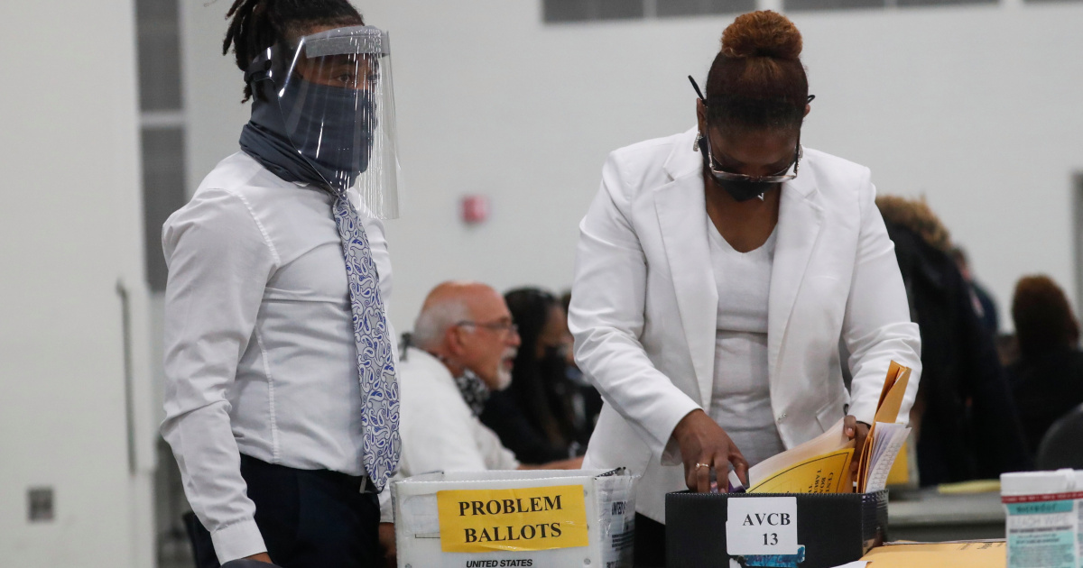 GOP poll watchers not excluded from Michigan count: Witnesses