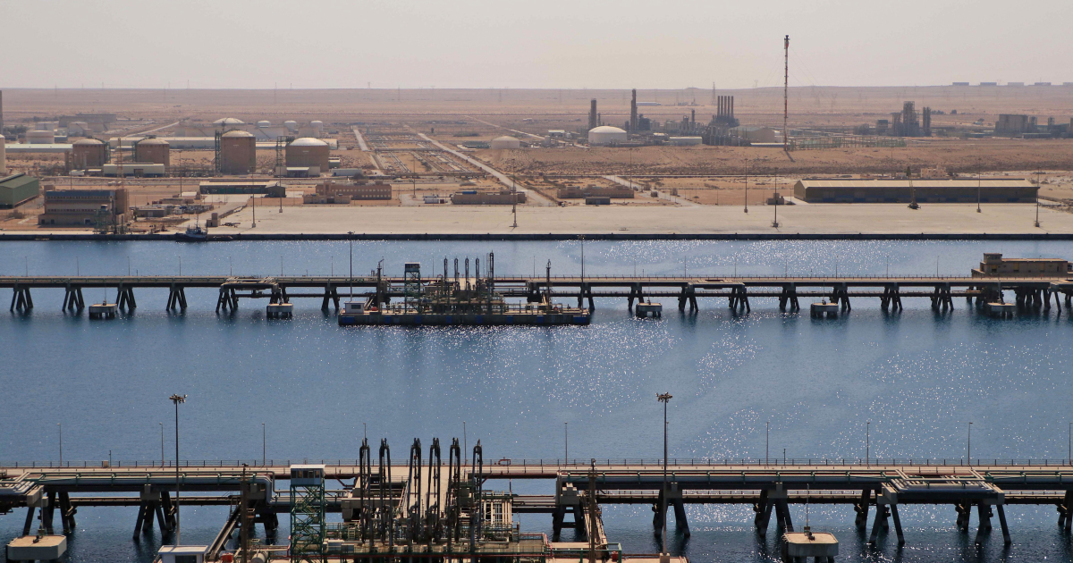 Libyan rivals agree to unify forces safeguarding oil facilities