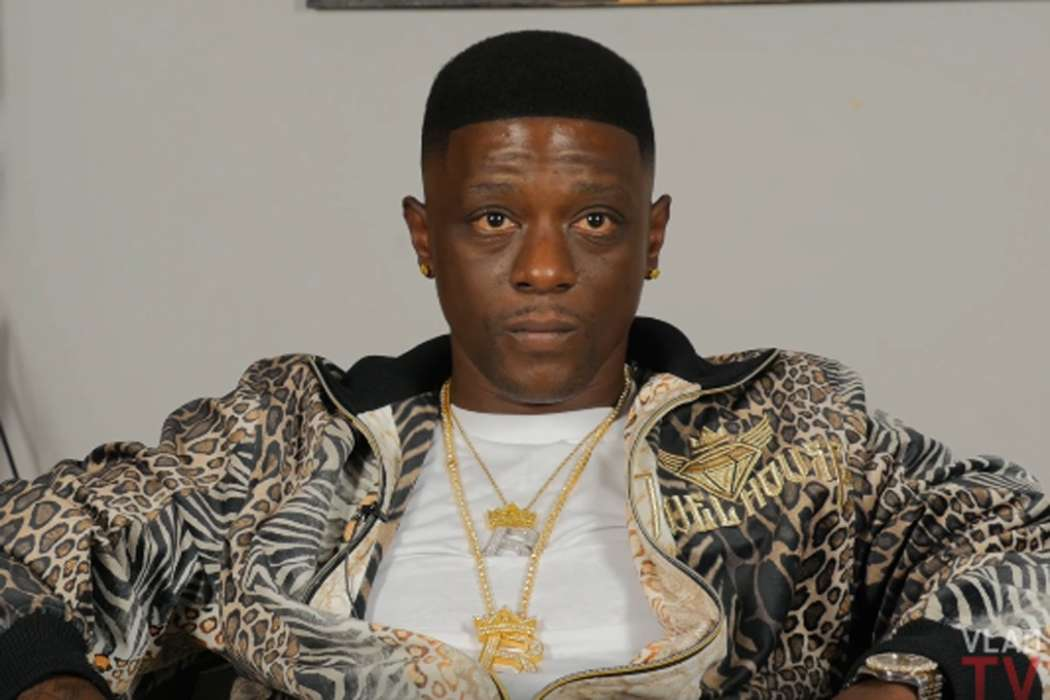 Boosie Badazz Says He Was 'Shot In The Leg' But He'll Be Fine
