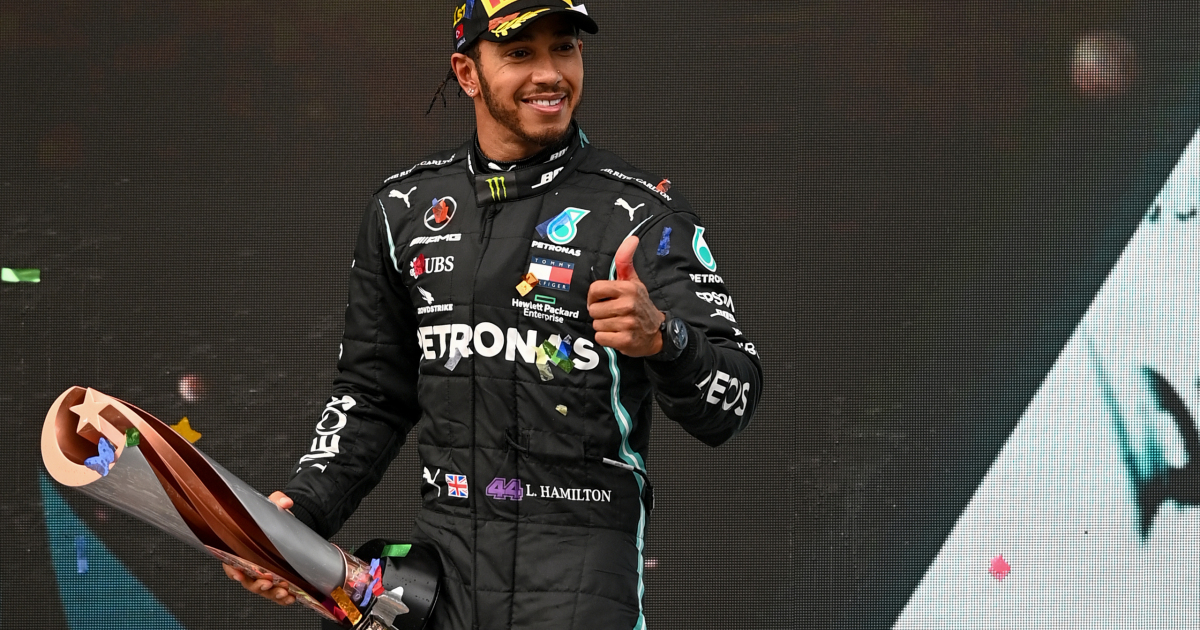 All you need to know about Hamilton's F1 record in 500 words