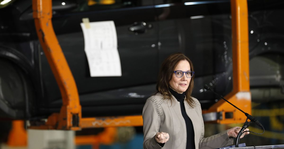 GM drops support for Trump legal fight over CA emissions rules