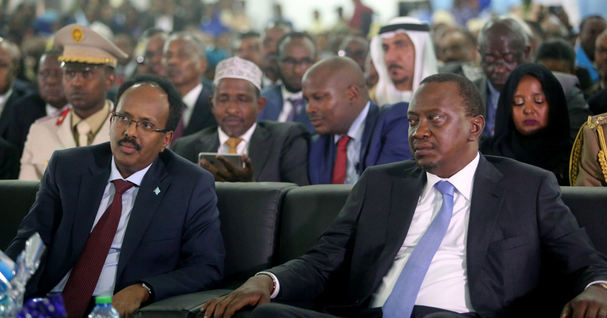 Somalia expels Kenyan envoy in row over alleged poll interference