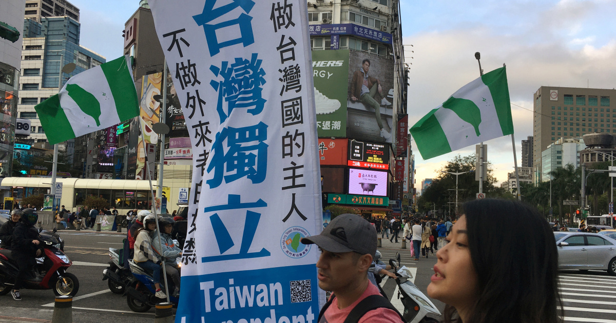 China weighs legal steps against 'die-hard Taiwan secessionists'