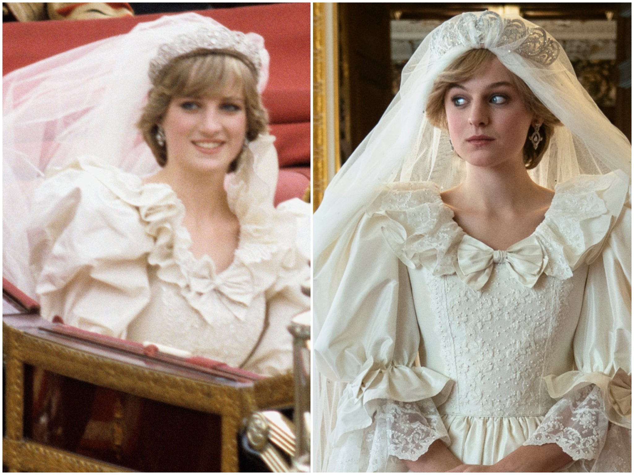 Princess Diana – Here's How 'The Crown' Recreated Her Most Memorable Looks Including Her Wedding Dress!