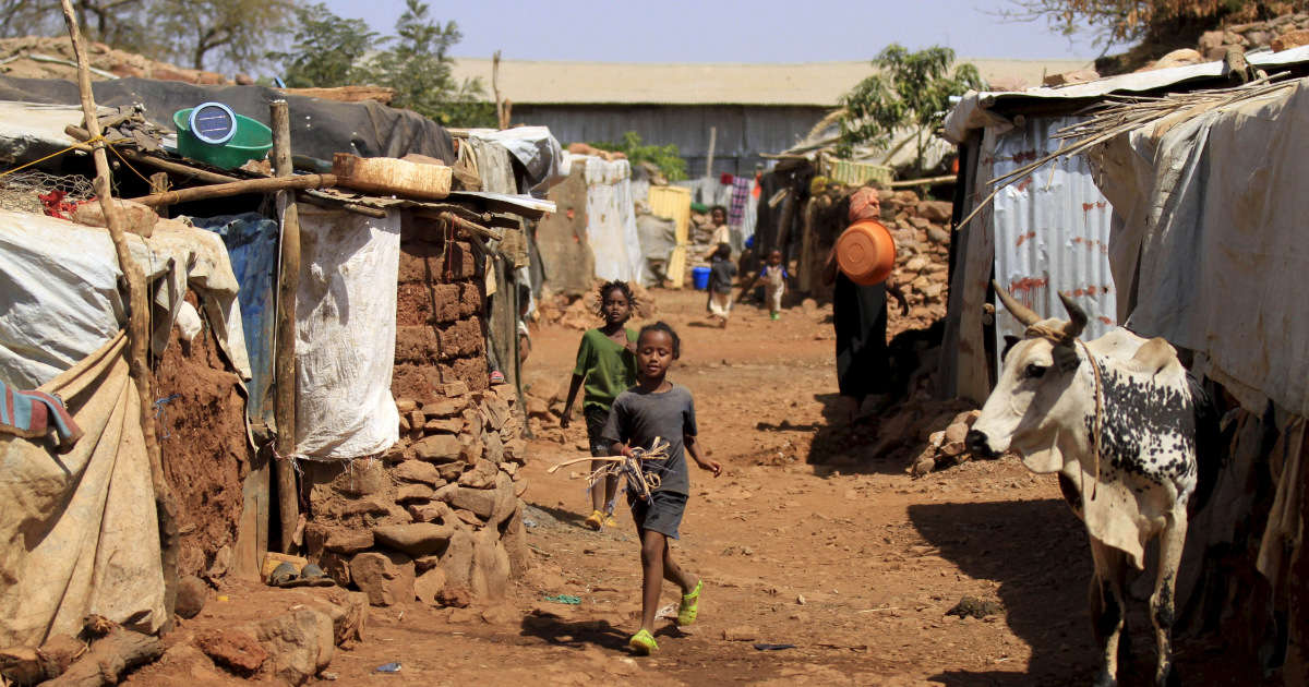Concern grows for safety of Eritrean refugees as Tigray war rages