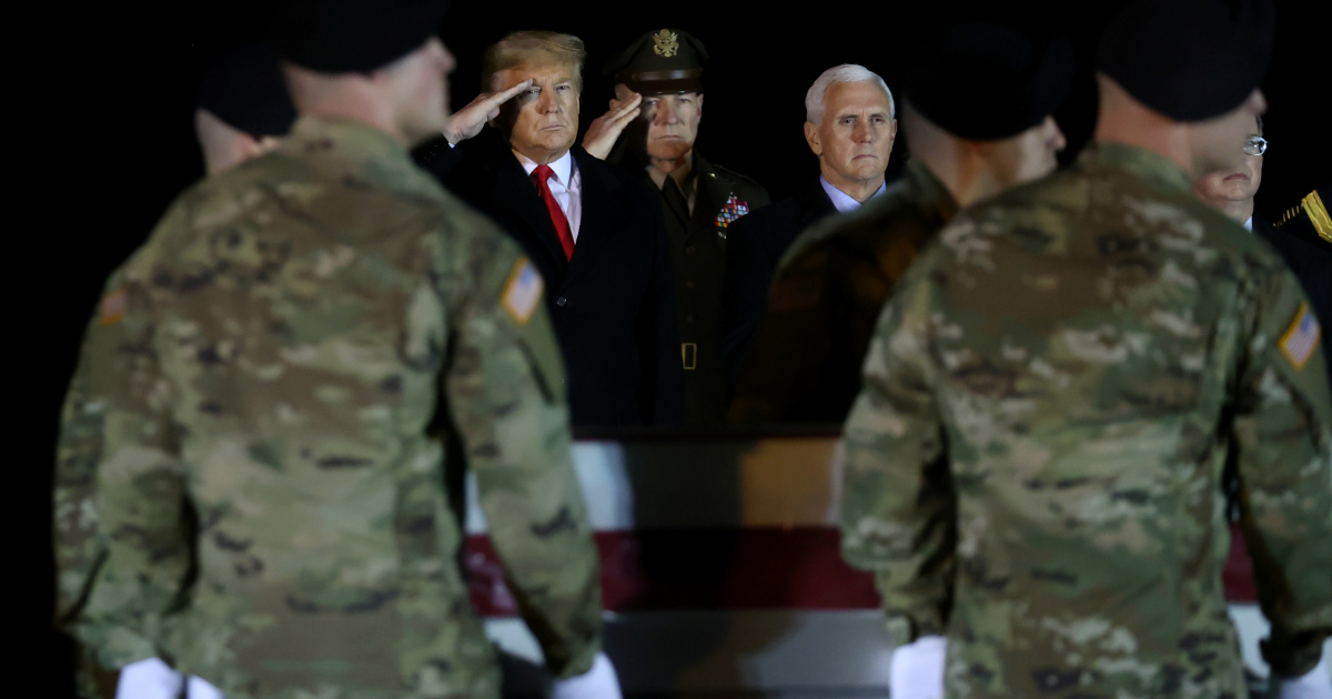 Trump expected to order troop reductions in Afghanistan, Iraq