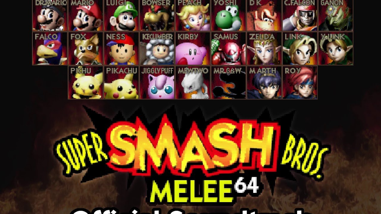 Nintendo Puts A Stop To Super Smash Bros. Melee Online Tournament Due To The Use Of Illegal Mods