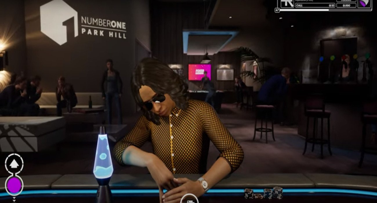 The Next-Gen Poker Club Is Now Available On The PS5 And Xbox Series X