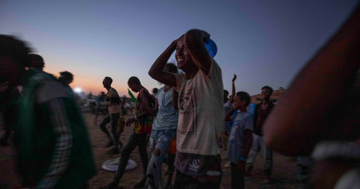 Ethiopia's war is threatening domestic and regional stability