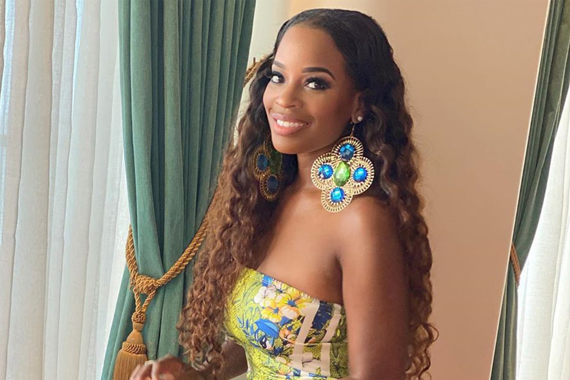 Shamea Morton Encourages People To Vote – See Her Video In Which She Flaunts A Great Outfit