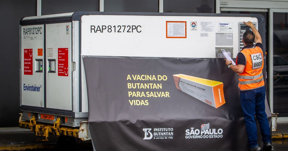 Sao Paolo sets first date in Latin America to start vaccinations