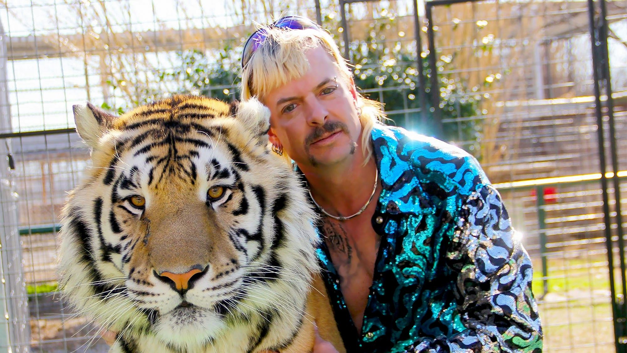 Joe Exotic Writes Letter To Kim Kardashian, Begging Her To Call Donald Trump And Ask To Pardon Him!
