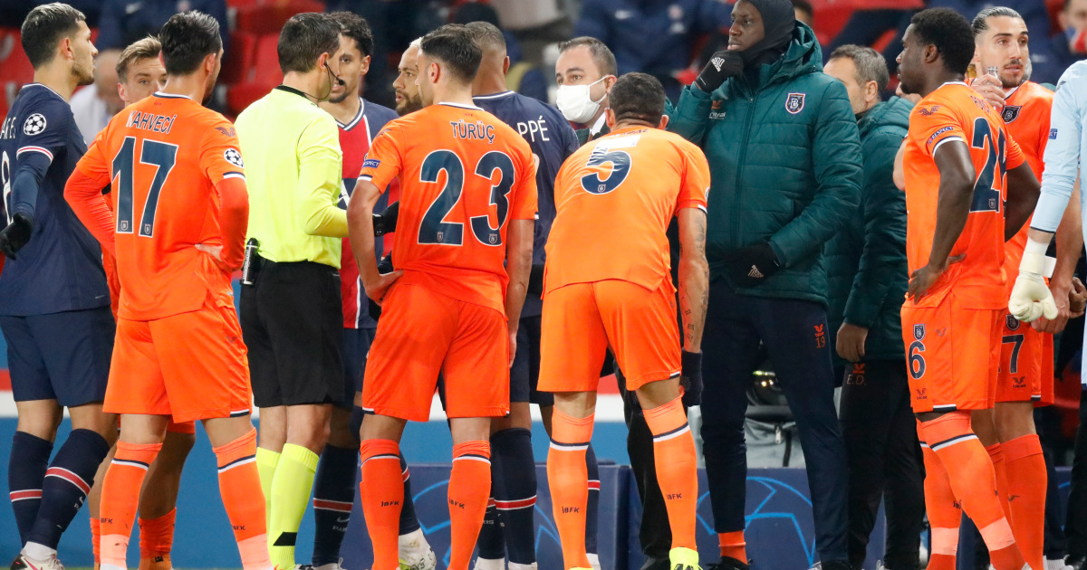 UEFA to open investigation into racism at Paris football match