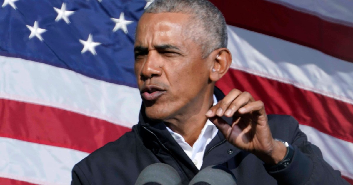 Stop listening to Obama
