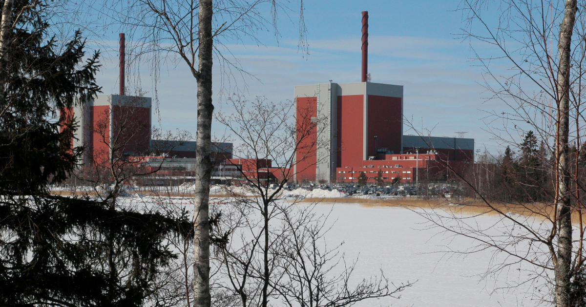 'Serious' nuclear incident in Finland but no radiation leak