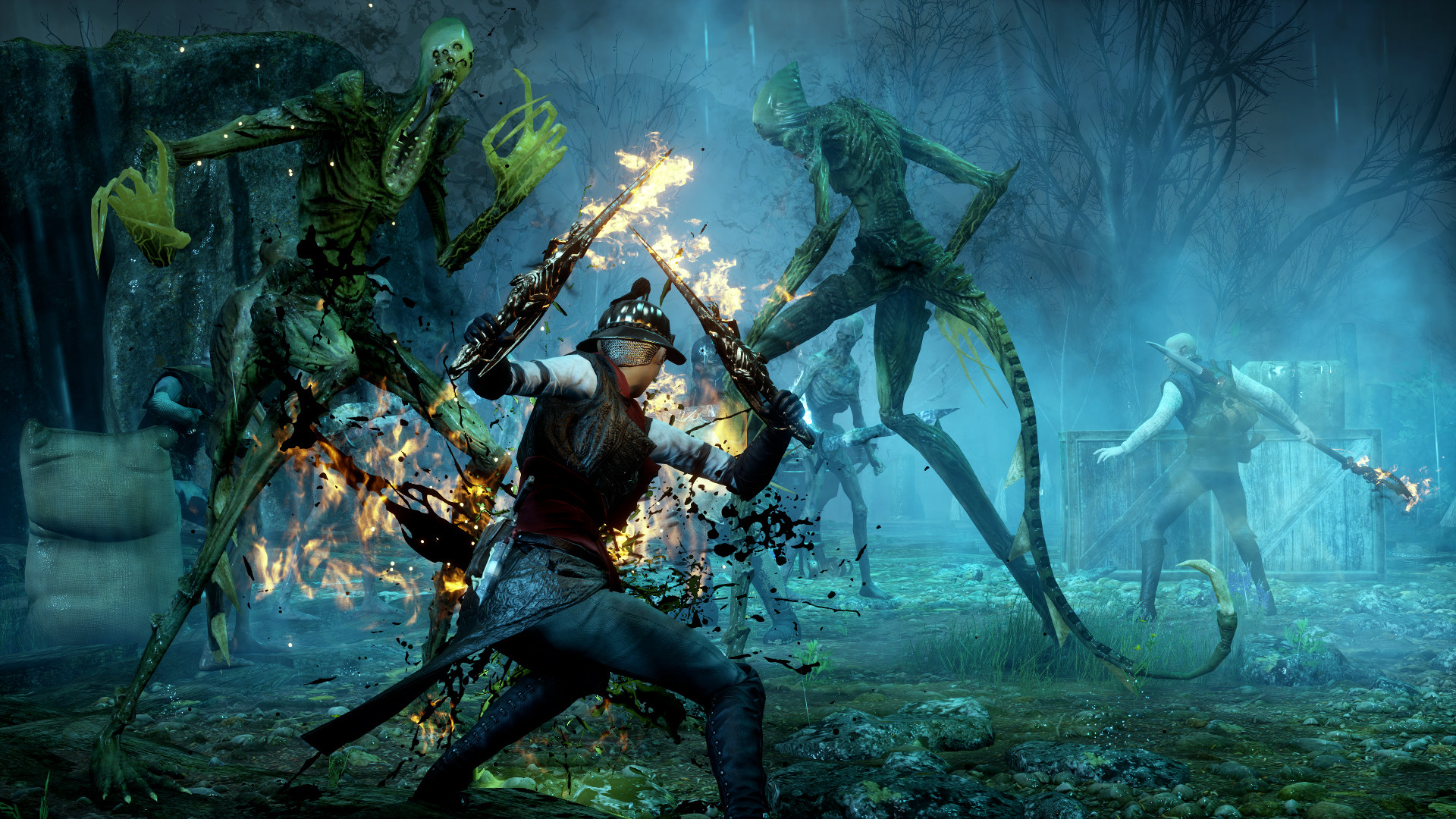 Dragon Age Voice Actor Launches Into Bizarre Twitter Tirade Against Retiring BioWare Producer