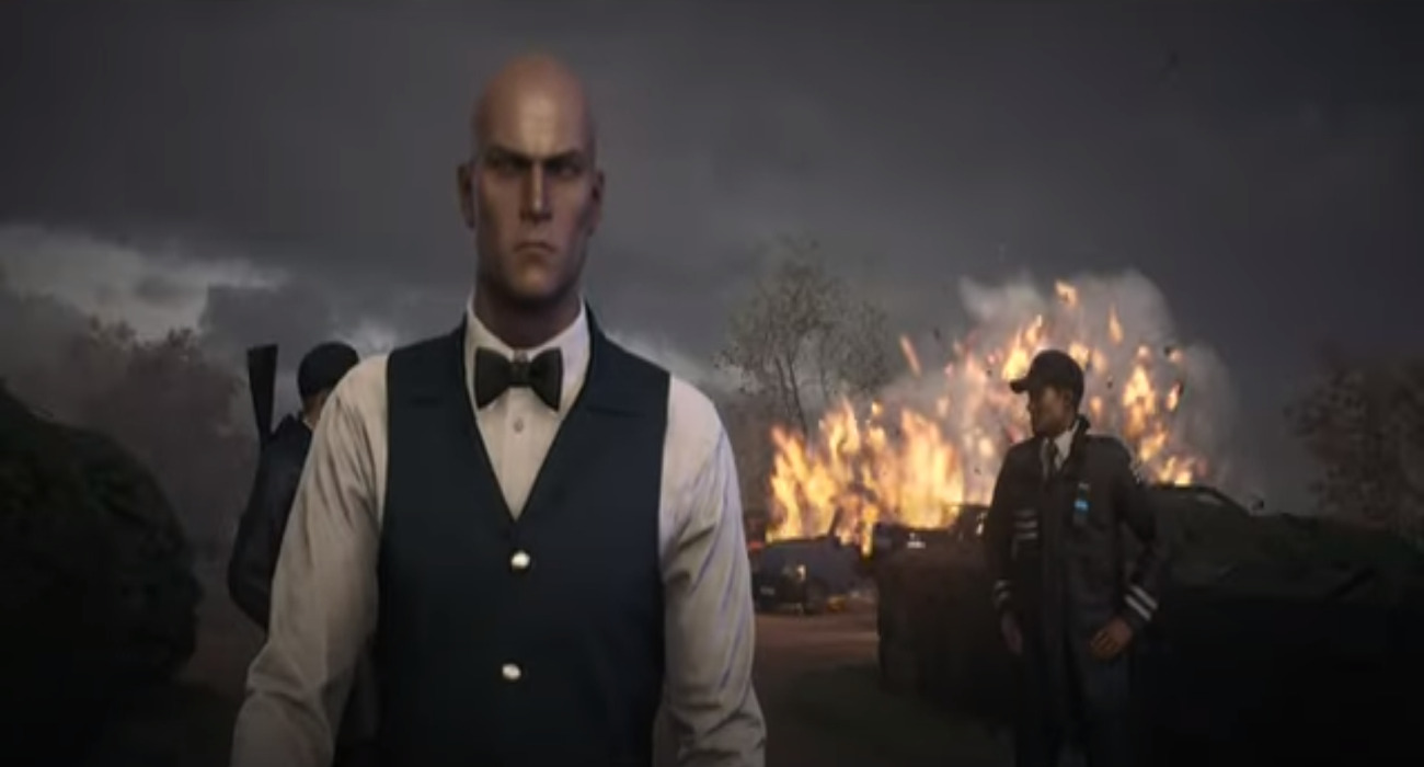 Hitman 3 Has A New Gameplay Trailer Out Now That Highlights The Adaptive Nature Of Assassination