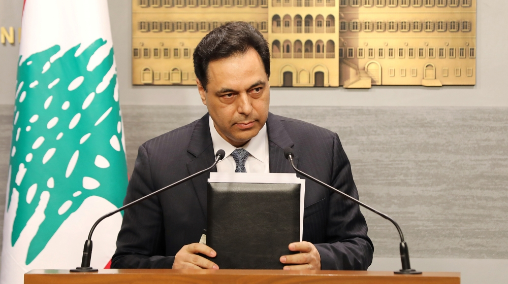 Lebanon PM, former ministers charged over Beirut blast