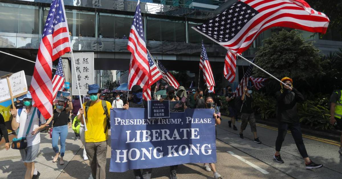 China slaps visa curbs on US diplomats, NGOs visiting HK, Macau