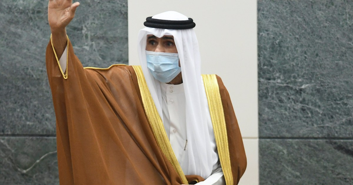 Sheikh Sabah reappointed Kuwait PM