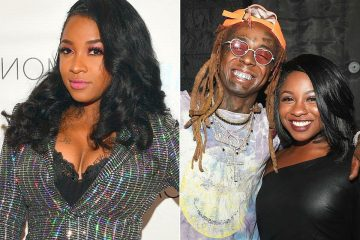 Reginae Carter Proudly Shares A Video Featuring Her Parents, Toya Johnson And Lil Wayne From Her Birthday Party