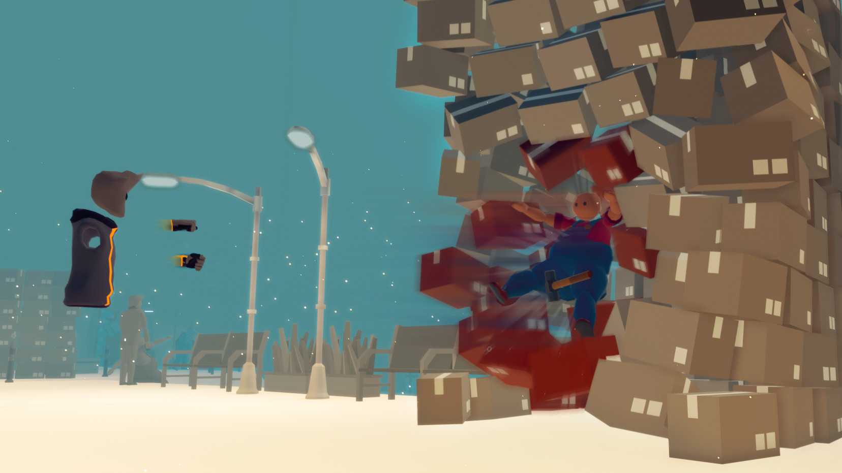 Stressout Is A VR Destruction Game Coming To Steam December 10th