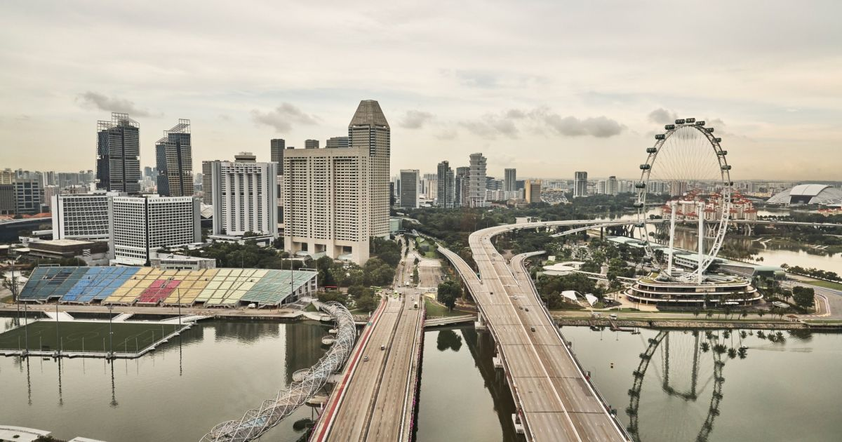 Davos in the tropics: World Economic Forum opts for Singapore
