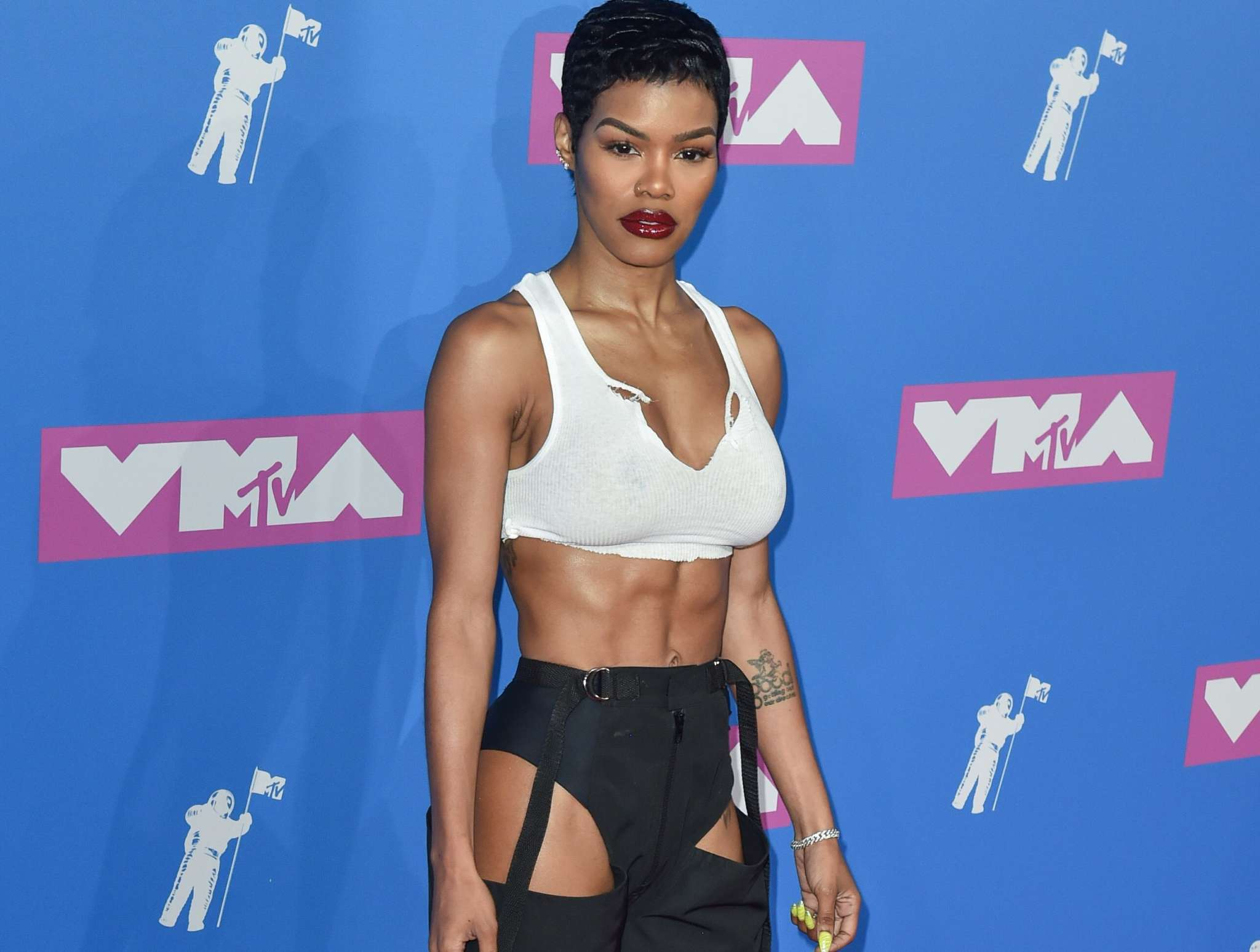 The Game Pens Beautiful Message To Teyana Taylor After She Quits The Music Industry