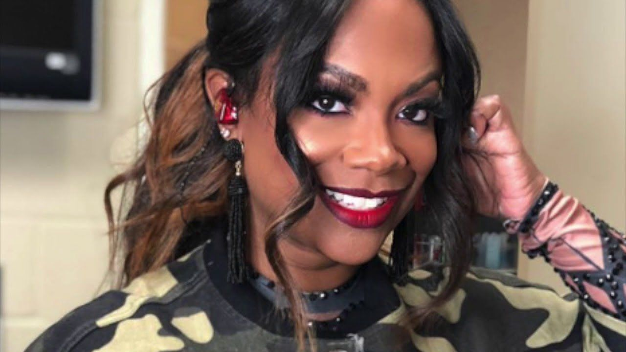 Kandi Burruss Shares A New Photo Of Ace Wells Tucker That Impresses Fans