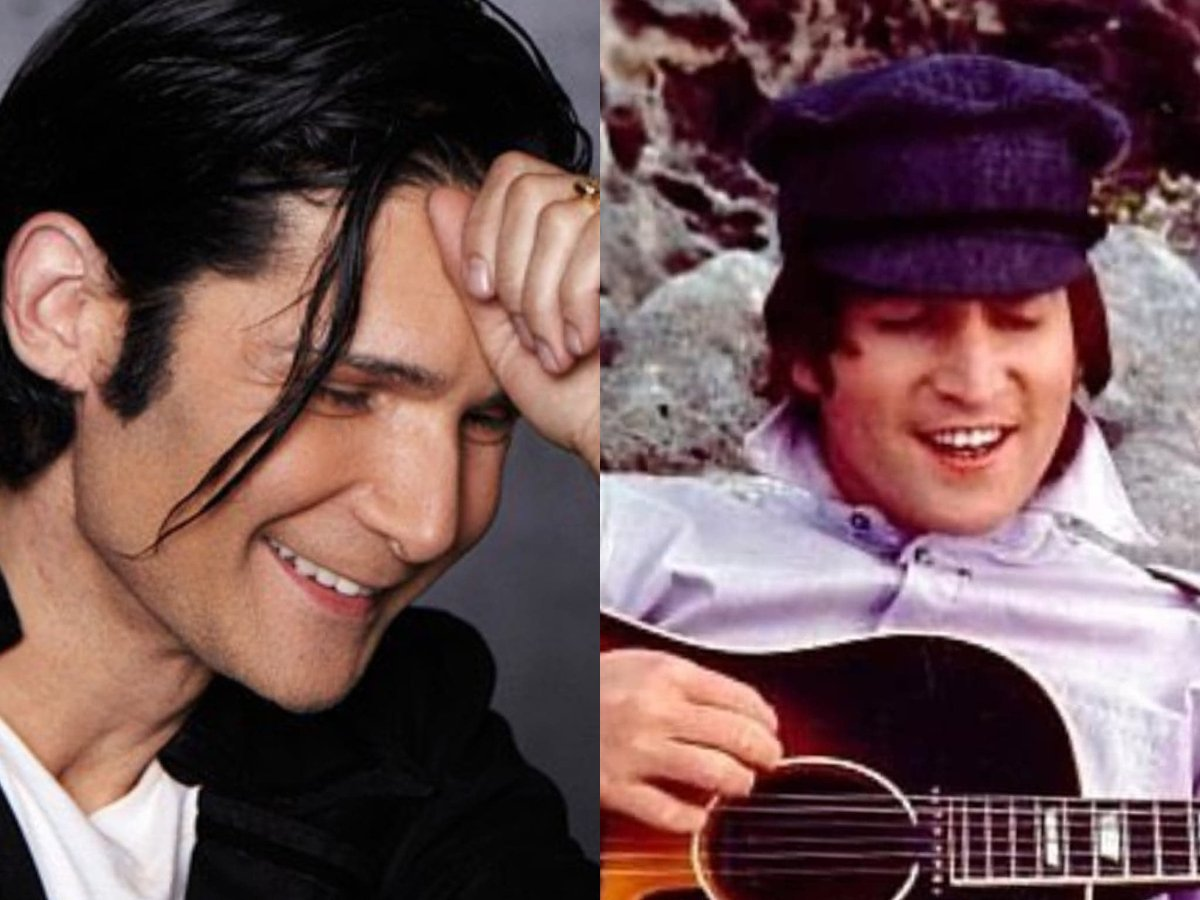 Corey Feldman Remembers John Lennon On The Fortieth Anniversary Of The Beatles' Singer's Death With Cover Of 'Working Class Hero'