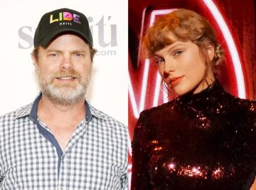 Rainn Wilson From 'The Office' Says He Doesn't Know Who Taylor Swift Is In Hilarious Tweet And She Reacts!