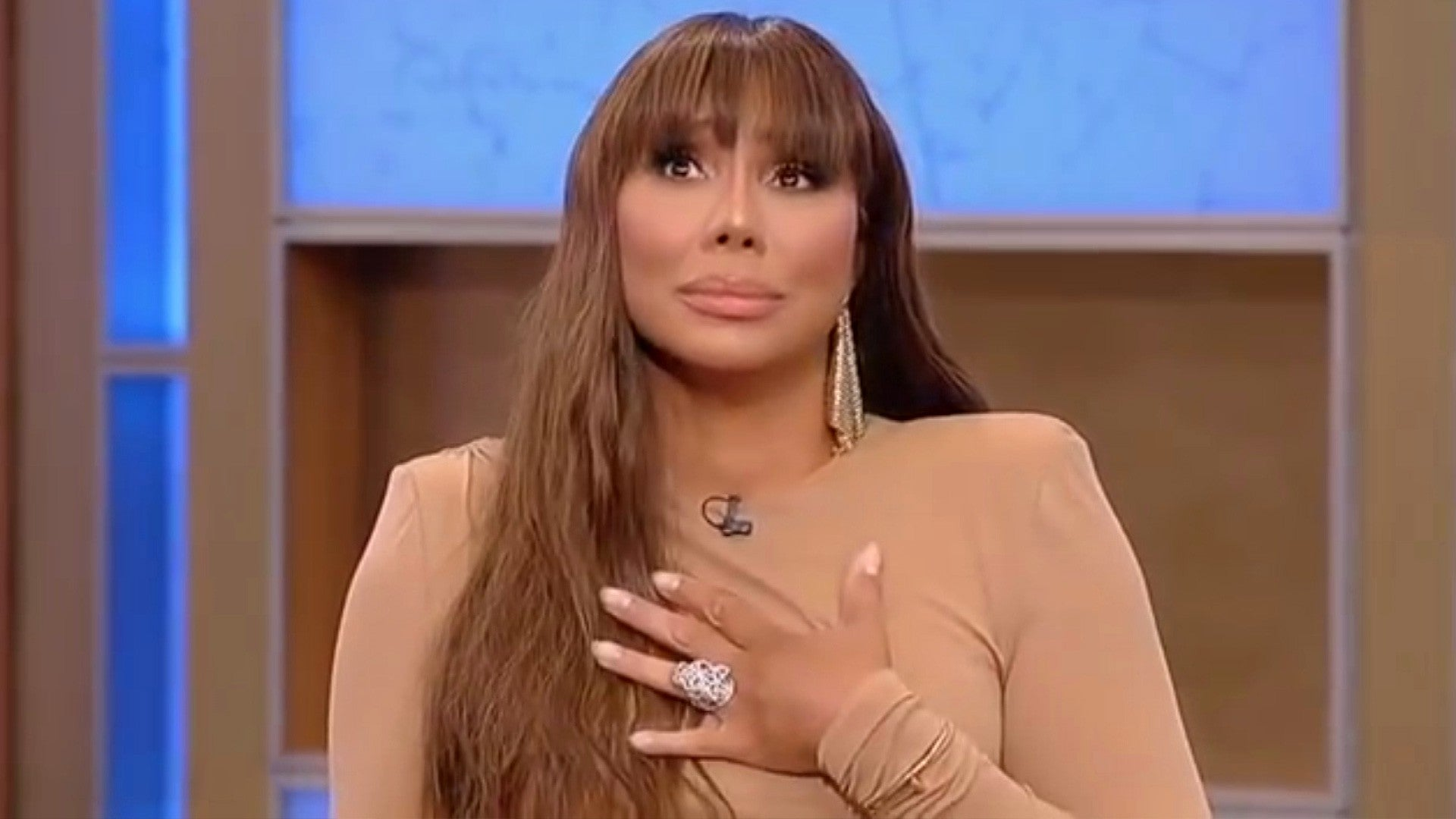 Tamar Braxton Flaunts Her 'Sober, Sound Mind And Body' – See Her Video Here
